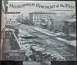 Minneapolis Portrait of the Past with 1890 Minneapolis Shopping Guide.