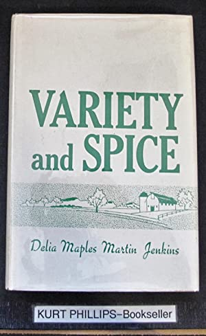Variety and Spice (Signed Copy)
