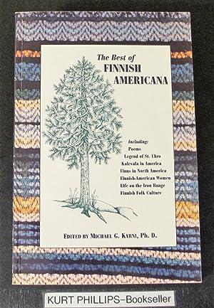 The Best of Finnish Americana: Karni, Michael (ed)