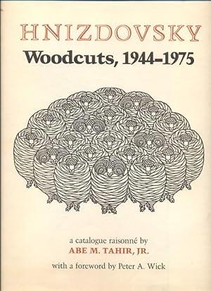 Hnizdovsky Woodcuts, 1944-1975: Hnizdovsky, Jacques; Abe