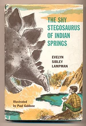 The Shy Stegosaurus of Indian Springs: Lampman, Evelyn Sibley