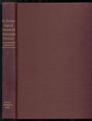 The Embryological Treatises of Hieronymus Fabricius of Aquapendente (2 volumes)