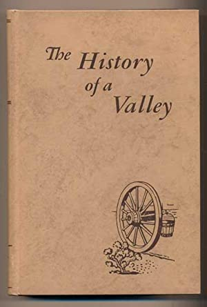 The History of a Valley: Cache Valley,: Ricks, Joel E.;