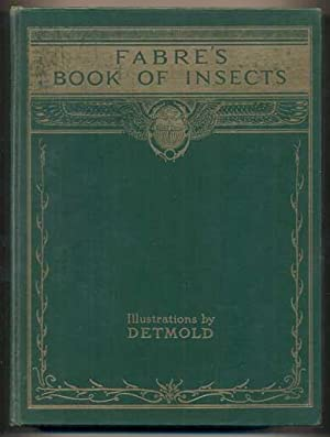 Fabre's Book of Insects: Retold from Alexander: Fabre, Jean Henri]