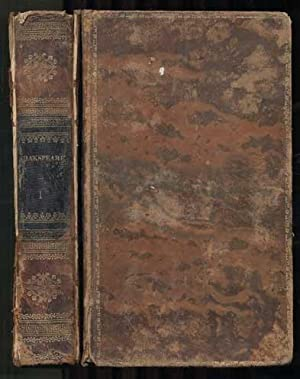 The Dramatic Works of William Shakspeare [Shakespeare], from the Text of Johnson, Stevens, and Reed...