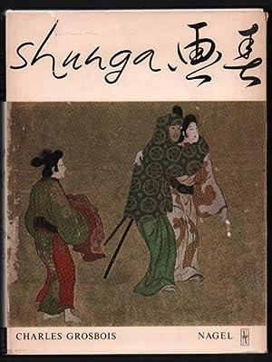 Shunga, Images of Spring: Essay on Erotic: Grosbois, Charles