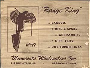 "Range King"": Saddles, Bits & Spurs, Accessories,"