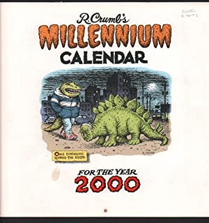 R. Crumb's Millennium Calendar for the Year 2000