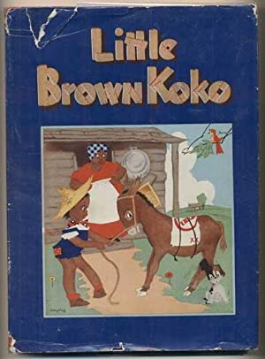 Little Brown Koko Has Fun: Hunt, Blanche Seale