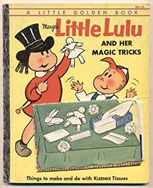 Marge's Little Lulu and Her Magic Tricks: Buell, Marjorie Henderson