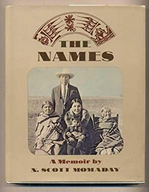 The Names: A Memoir: Momaday, N. Scott