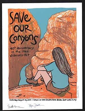 Save Our Canyons. 40th Anniversary of the: Bell, Leia