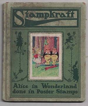 Stampkraft Alice in Wonderland Rhymes Done in: Carroll, Lewis]; Helen