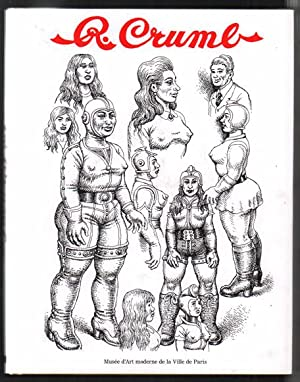 R. Crumb: From Underground to Genesis