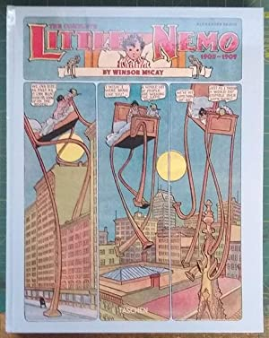 The Complete Little Nemo: 1905-1909