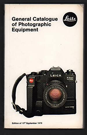 Leitz General Catalogue of Photographic Equipment