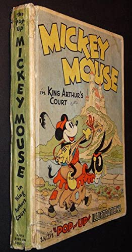 Mickey Mouse in King Arthur's Court: Staff of the