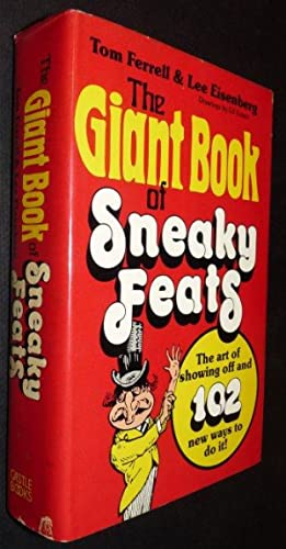 The Giant Book of Sneaky Feats: Ferrell, Tom and