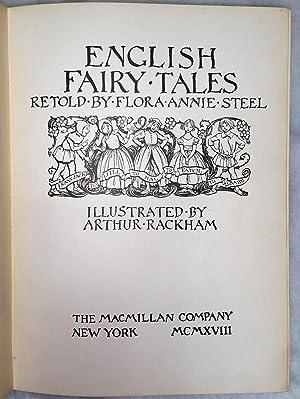 English Fairy Tales: Steel, Flora Annie