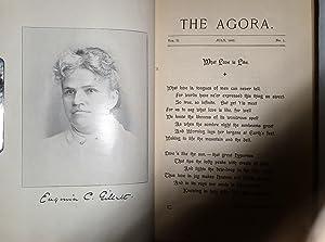 The Agora: A Quarterly (A Kansas Magazine, Vol II)