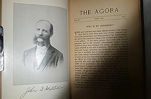The Agora: A Quarterly (A Kansas Magazine, Vol IV)