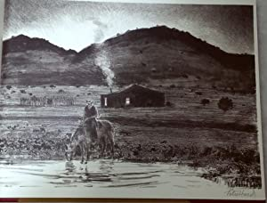 The Cowboy in American Prints: Meigs, John (Ed.)