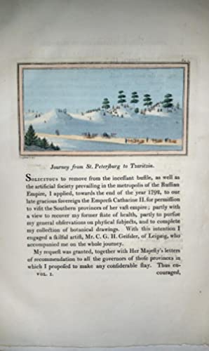 Travels Through the Southern Provinces of the Russian Empire, in the Years 1793 and 1794 (Two ...