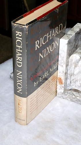 Richard Nixon: A Political and Personal Portrait: Mazo, Earl
