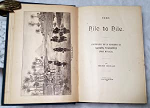 From Nile to Nile: Rambles of a Kansan in Europe, Palestine and Africa: Stewart, Milton