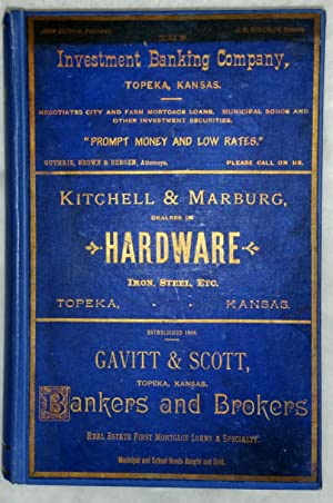 Radges' Seventh Biennial Directory of the City of Topeka for 1883