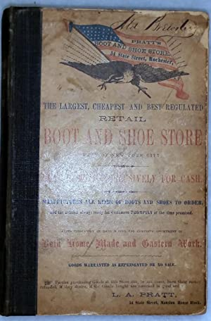 Rochester Daily Union City Directory for 1861. Together with the Advertisements of Many of the Pr...
