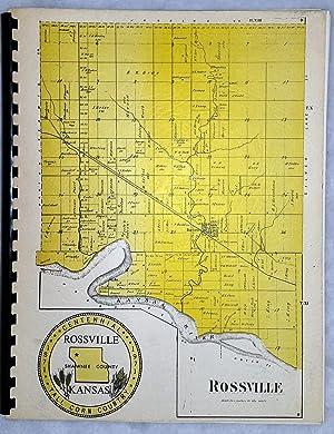 Rossville, Kansas Centennial 1871 1971: Tall Corn Country
