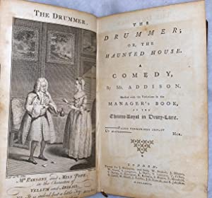 T]he Provok'd Husband; or, A Journey to London [with] The Drummer; or the Haunted House [with] ...