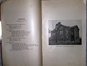 State School of Mines and Metallurgy, General Catalogue for the Year 1914-'15, Weir, Kansas [...