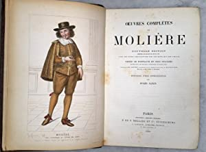 Oeuvres Completes De Moliere: Moliere (with an Introduction By Jules Janin)
