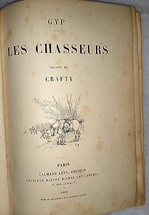 Les Chasseurs Dessins De Crafty: GYP