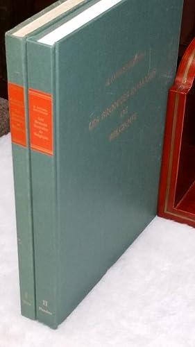 Les Bronzes Romains De Belgique (Two Volumes): Faider-Feytmans, G.