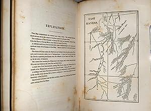 The Kanzas Region: Forest, Prairie, Desert, Mountain, Vale, and River: Greene, Max.
