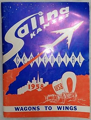 Salina Kansas Centennial, 1858 - 1958: Wagons to Wings