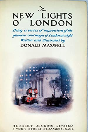 The New Lights o' London: Maxwell, Donald