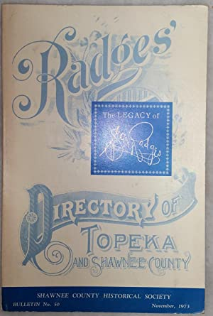 The Legacy Of Sam Radges: Publisher and: Ripley, John W.