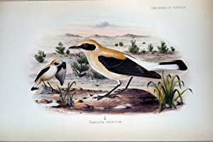 The Birds of Tunisia: Being a History of the Birds Found in the Regency of Tunis (Two Volumes): ...