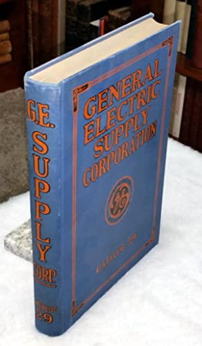 General Electric Supply Corporation, Catalogue No. 29