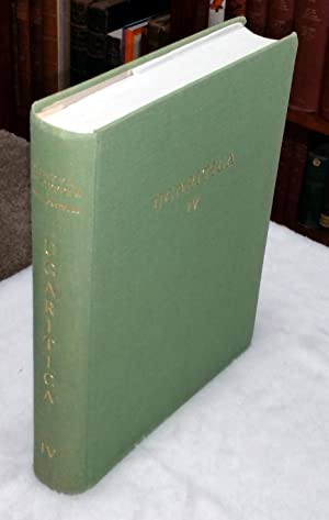 Ugaritica IV: Decouvertes Des XVIIIe et XIXe: Schaeffer, Claude F.