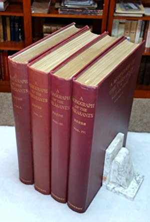 A Monograph of the Pheasants (Four Volumes)