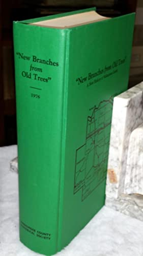 """New Branches from Old Trees"""": A New History of Wabaunsee County"""
