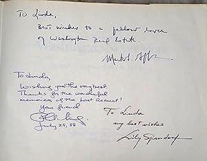 Lily Spandorf's Washington Never More: Griffin, Mark G. & Ellen M. McCloskey