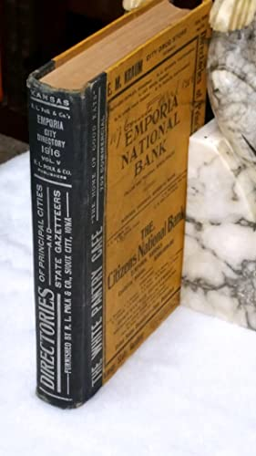 R. L. Polk & Co.'s Emporia City Directory 1916