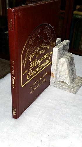 Mayetta, Kansas 1886 - 1986 [The Pioneer Spirit Lives: Mayetta Centennial, 1886-1986]