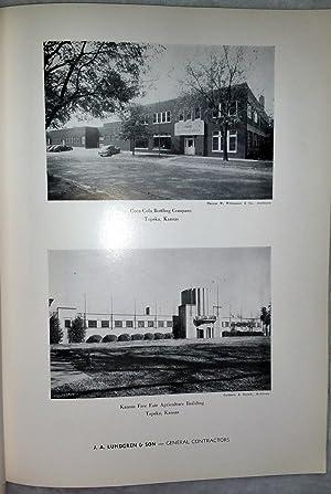Builders of Kansas: Busboom & Rauh. Salina, Kansas; J. A. Lundgren & Son. Topeka, Kansas; L...